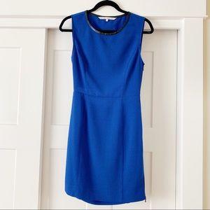 RACHEL by Rachel Roy Open Back Side Zip Dress